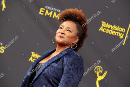 Stock Picture of Wanda Sykes