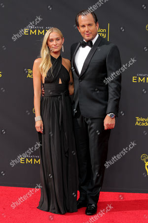Editorial picture of 71st Annual Primetime Creative Arts Emmy Awards, Day 1, Arrivals, Microsoft Theater, Los Angeles, USA - 14 Sep 2019