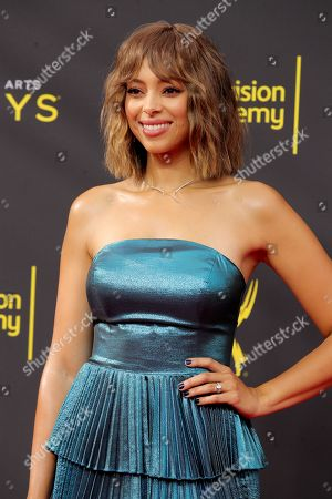 Stock Photo of Amber Stevens West