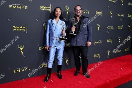 Zaldy Goco and Art Conn - Outstanding Hairstyling for a Multi-Camera Series or Special - 'RuPaul's Drag Race'