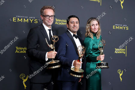 Sam Bisbee, Rudy Valdez and Theodora Dunlap - Outstanding Exceptional Merit In Documentary Filmmaking - 'The Sentence'