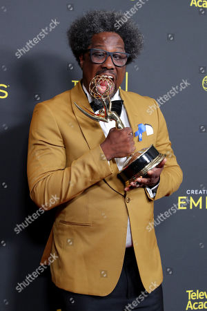 Stock Photo of W. Kamau Bell - Outstanding Unstructured Reality Program - 'United Shades Of America With W. Kamau Bell '