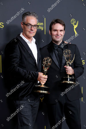 Marco Beltrami and Brandon Roberts - Outstanding Music Composition for a Documentary Series or Special (Original Dramatic Underscore) - 'Free Solo'