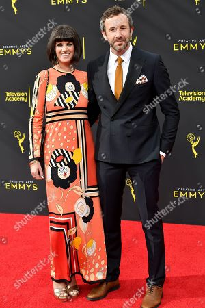 Editorial photo of 71st Annual Primetime Creative Arts Emmy Awards, Day 2, Arrivals, Microsoft Theater, Los Angeles, USA - 15 Sep 2019