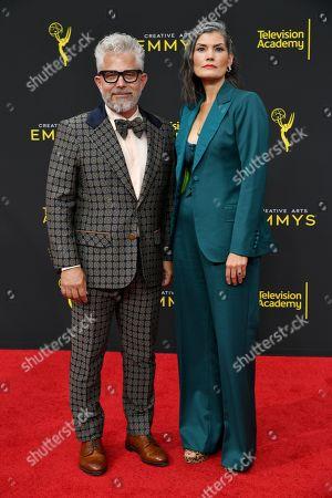 Joseph La Corte and Melissa Toth