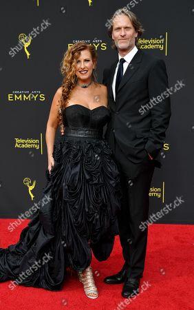 Stock Image of Sherri Berman Laurence and Michael Laurence