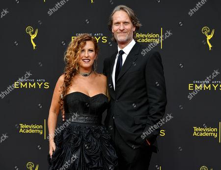 Sherri Berman Laurence and Michael Laurence