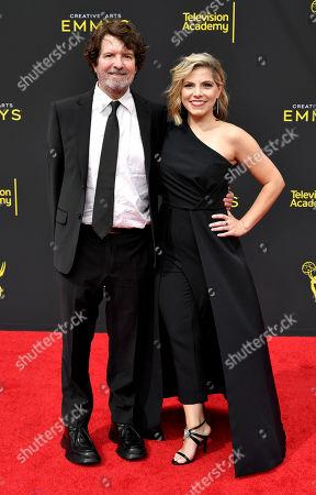 Billy Hopkins and Ashley Ingram