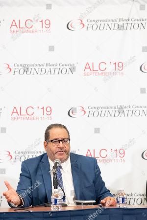 Editorial image of CBCF Annual Legislative Conference, Washington DC, USA - 13 Sep 2019