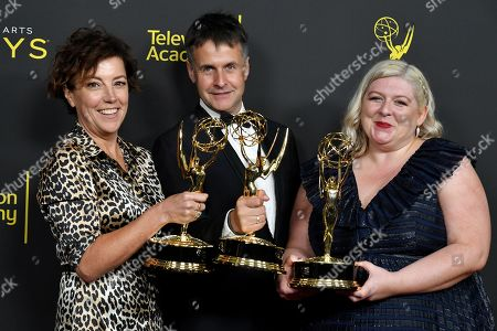 Nina Gold, Robert Sterne and Carla Stronge - Outstanding Casting for a Drama Series - 'Game of Thrones'