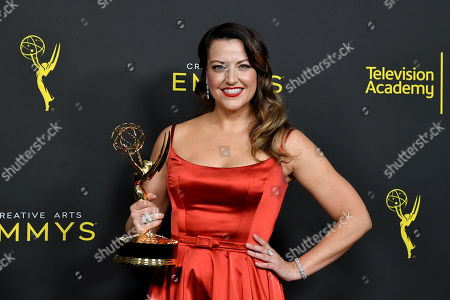 Kathryn Burns - Outstanding Choreography For Scripted Programming - 'Crazy Ex-Girlfriend'