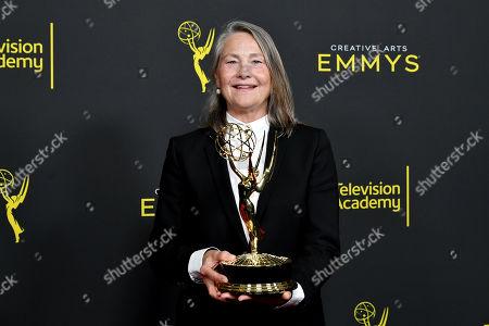 Cherry Jones - Outstanding Guest Actress In A Drama Series - 'The HandmaidÕs Tale'