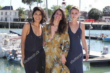 Editorial image of La Rochelle TV Fiction Festival, France - 13 Sep 2019