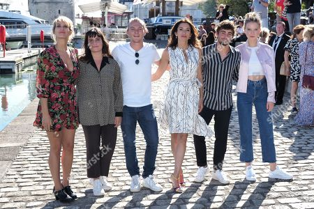 Editorial photo of La Rochelle TV Fiction Festival, France - 13 Sep 2019