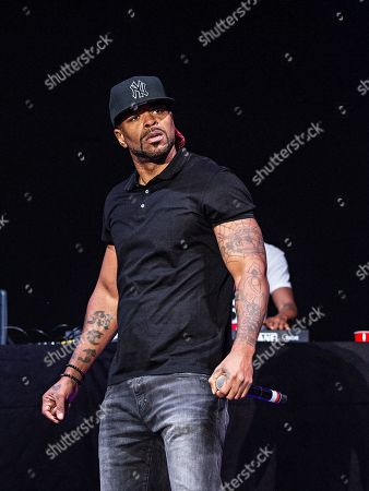 Method Man of Wu-Tang Clan performs during KAABOO 2019 at the Del Mar Racetrack and Fairgrounds, in San Diego, Calif