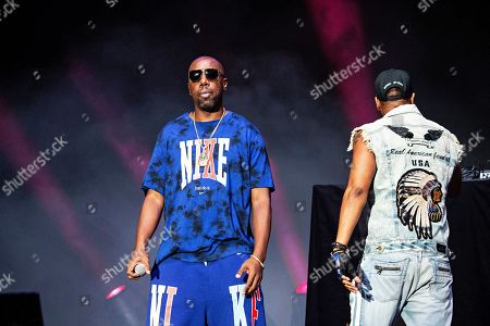 GZA RZA. GZA, left, and RZA of Wu-Tang Clan perform during KAABOO 2019 at the Del Mar Racetrack and Fairgrounds, in San Diego, Calif