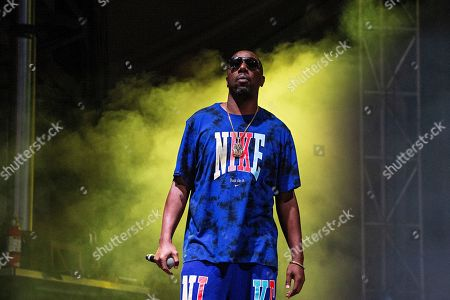 GZA of Wu-Tang Clan performs during KAABOO 2019 at the Del Mar Racetrack and Fairgrounds, in San Diego, Calif