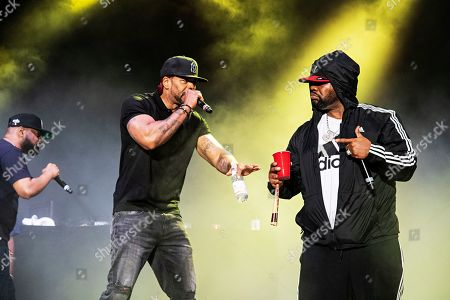 Method Man Raekwon. Method Man, left, and Raekworn of Wu-Tang Clan perform during KAABOO 2019 at the Del Mar Racetrack and Fairgrounds, in San Diego, Calif