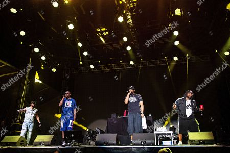 RZA GZA Ghostface Killah Raekwon. RZA, from left, GZA, Ghostface Killah, and Raekwon of Wu-Tang Clan perform during KAABOO 2019 at the Del Mar Racetrack and Fairgrounds, in San Diego, Calif