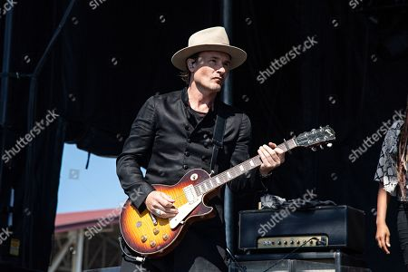 Nalle Colt performs during KAABOO 2019 at the Del Mar Racetrack and Fairgrounds, in San Diego, Calif