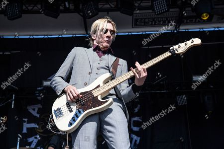 Editorial photo of 2019 KAABOO - Day 1, Del Mar, USA - 13 Sep 2019