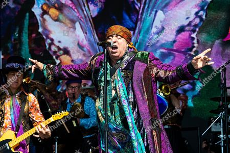 Stevie Van Zandt of Little Steven and The Discples of Soul performs during KAABOO 2019 at the Del Mar Racetrack and Fairgrounds, in San Diego, Calif