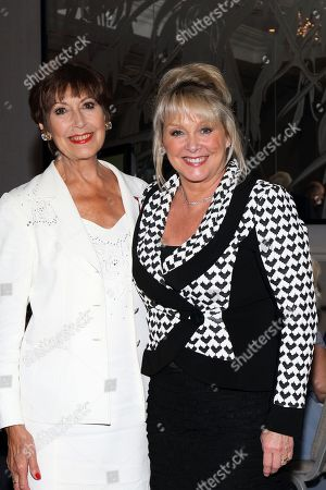 Stock Picture of Anita Harris and Cheryl Baker