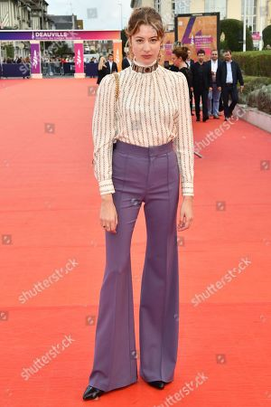 Editorial picture of Tribute To Kristen Stewart, 45th Deauville American Film Festival, France - 13 Sep 2019