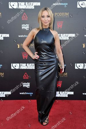 Tara Strong attends the 45th Annual Saturn Awards at the Avalon Hollywood, in Los Angeles