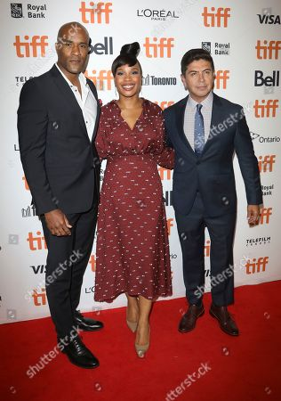 Editorial picture of 'Clemency' premiere, Toronto International Film Festival, Canada - 13 Sep 2019