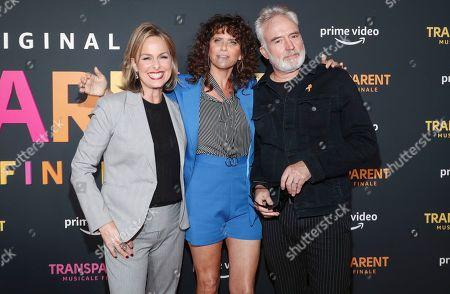 Stock Image of Melora Hardin, Amy Landecker and Bradley Whitford
