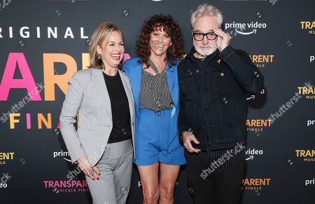 Stock Picture of Melora Hardin, Amy Landecker and Bradley Whitford