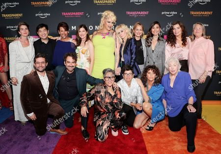 Editorial image of 'Transparent' TV show Musical Finale, Arrivals, Regal L.A. LIVE, Los Angeles, USA - 13 Sep 2019