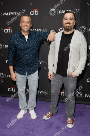 Joeseph Gatto and Brian Quinn