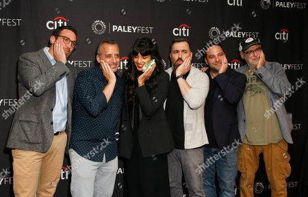 Editorial picture of 'The Misery Index' TV show presentation, Arrivals, Los Angeles, USA - 13 Sep 2019