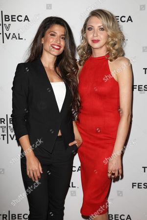 "Editorial photo of Tribeca TV Festival 2019 Presents the Season 3 World Premiere of Amazon Prime Videos ""GOLIATH"", New York, USA - 13 Sep 2019"