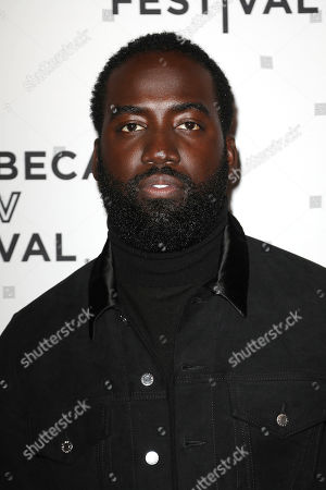 Stock Photo of Shamier Anderson
