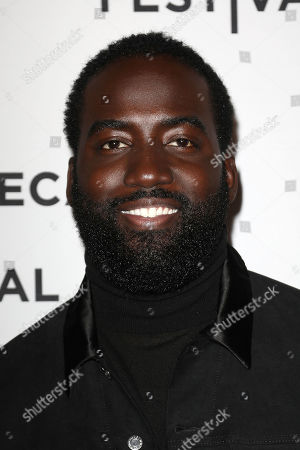 Stock Picture of Shamier Anderson