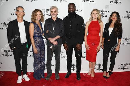 "Editorial picture of Tribeca TV Festival 2019 Presents the Season 3 World Premiere of Amazon Prime Videos ""GOLIATH"", New York, USA - 13 Sep 2019"