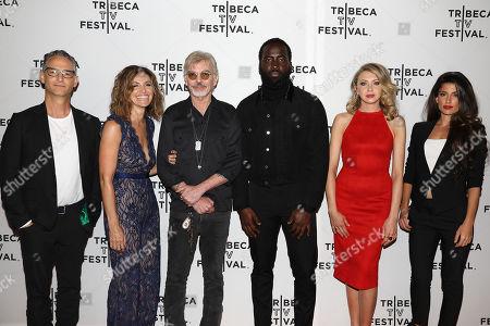"Editorial image of Tribeca TV Festival 2019 Presents the Season 3 World Premiere of Amazon Prime Videos ""GOLIATH"", New York, USA - 13 Sep 2019"