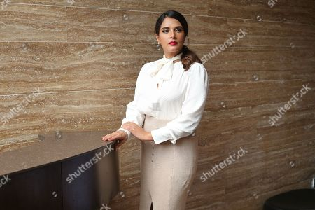 Richa Chadda poses for a picture