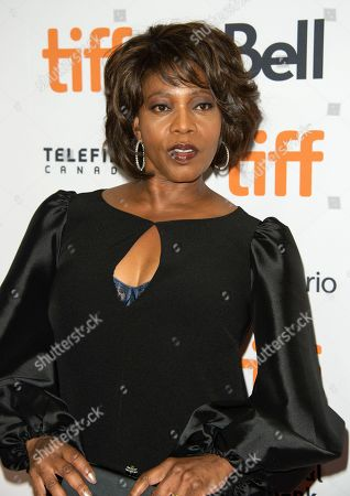 Alfre Woodard arrives for the premiere of the movie Clemency during the 44th annual Toronto International Film Festival (TIFF) in Toronto, Canada, 13 September 2019. The festival runs from the 05 September to 15 September 2019.