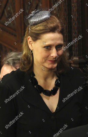 Sarah Brown wife of Prime Minister Gordon Brown