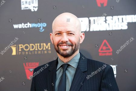 Jon Cryer arrives for the 45th annual Saturn Awards at The Avalon Hollywood in Los Angeles, California, USA, 13 September 2019. The Saturn Awards honors the best in science fiction, fantasy, horror and other genres in film, television, home media releases and theater.