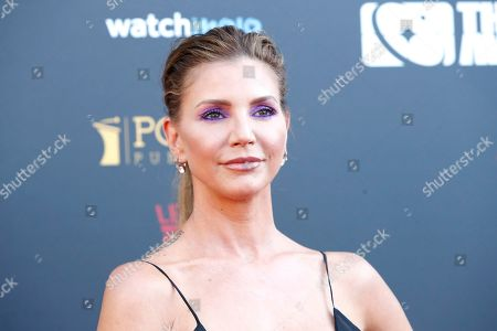 Charisma Carpenter arrives for the 45th annual Saturn Awards at The Avalon Hollywood in Los Angeles, California, USA, 13 September 2019. The Saturn Awards honors the best in science fiction, fantasy, horror and other genres in film, television, home media releases and theater.