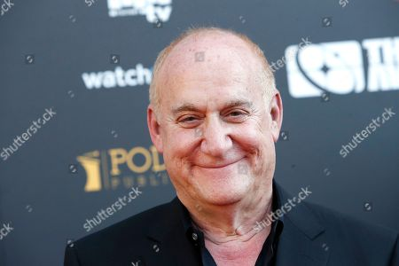Jeph Loeb arrives for the 45th annual Saturn Awards at The Avalon Hollywood in Los Angeles, California, USA, 13 September 2019. The Saturn Awards honors the best in science fiction, fantasy, horror and other genres in film, television, home media releases and theater.