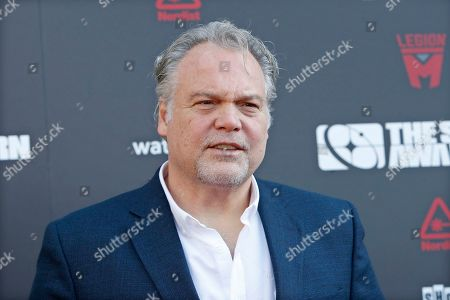 Vincent D'Onofrio arrives for the 45th annual Saturn Awards at The Avalon Hollywood in Los Angeles, California, USA, 13 September 2019. The Saturn Awards honors the best in science fiction, fantasy, horror and other genres in film, television, home media releases and theater.