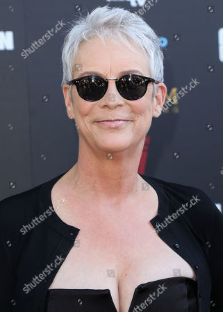 Stock Picture of Jamie Lee Curtis