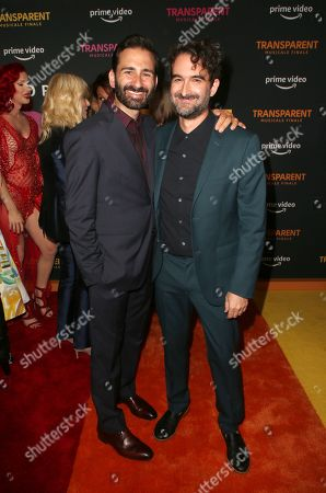 Editorial picture of 'Transparent' TV show Musical Finale, Arrivals, Regal L.A. LIVE, Los Angeles, USA - 13 Sep 2019
