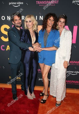 Jay Duplass, Judith Light, Amy Landecker, Gaby Hoffmann